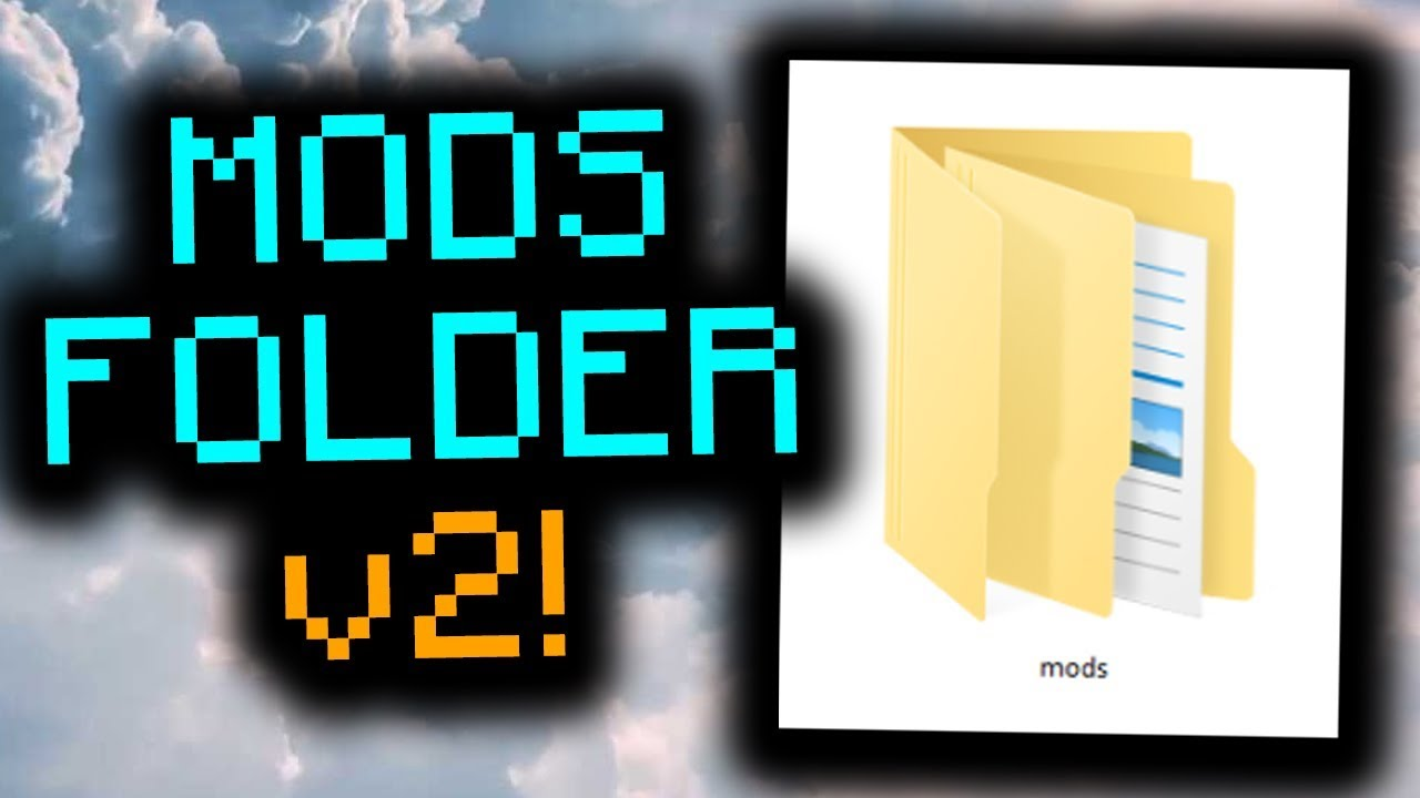 MODS FOLDER v2 RELEASE! - My Favorite Hypixel Mods [1 8 9]
