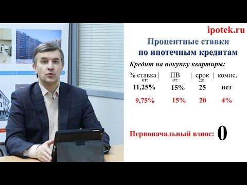 Официальный ипотечный калькулятор Сбербанка.