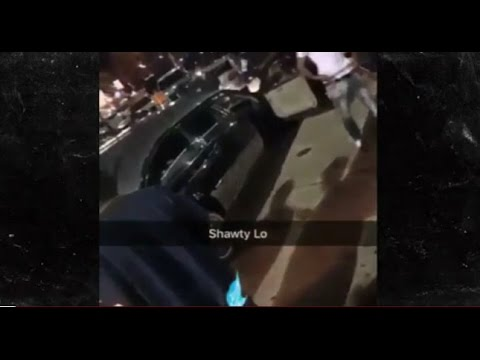 Shawty Lo S Body Taken To Blue Flame Strip Club Before Funeral Youtube