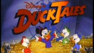 Ducktales Intro (lyrics)