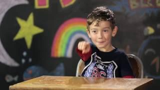 Kids Write a Game Show