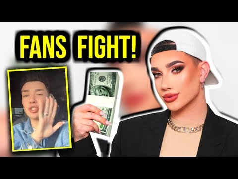 JAMES CHARLES $50K INFLUENCER COMPETITION DRAMA! thumbnail
