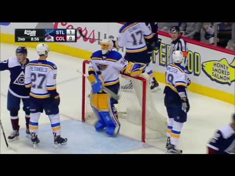 St. Louis Blues vs Colorado Avalanche - March 31, 2017 | Game Highlights | NHL 2016/17