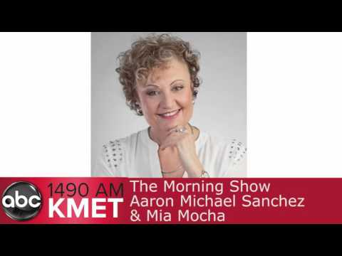 Mabel Katz: Interview on The Morning Show with Aaron Michael Sanchez & Mia Mocha