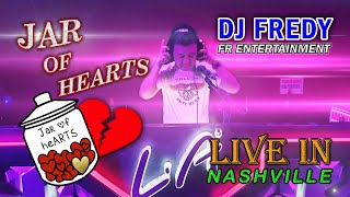 Download JAR OF HEARTS - DJ FREDY FR ENTERTAINMENT LIVE IN NASHVILLE RABU 17-3-2021