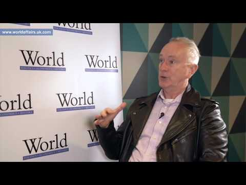 World | Discussion with Steve Keen, Contrarian Economist and Author