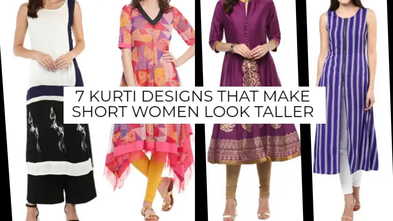 1eb82e812 Basic Tips for choosing Kurtis short height girls... Robineetu Vlogs ...