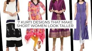 Basic Tips for choosing Kurtis short height girls... Robineetu Vlogs