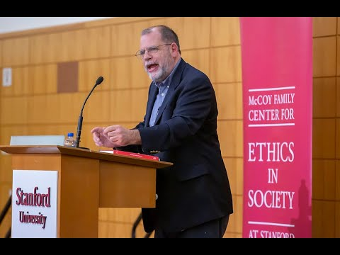Is Economic Growth A Moral Imperative? Lecture By Tyler Cowen