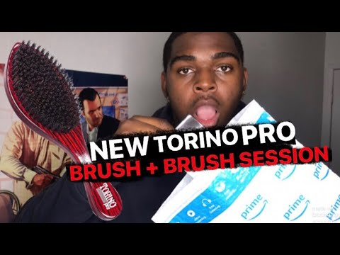 360Waves: Torino Pro Wave Brush #570 By Brush King (Review)