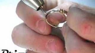 Jewelry Welding - Ring Resize