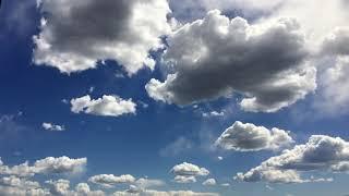 Spectacular clouds in the sky Time-Lapse  4K Deskstop #4