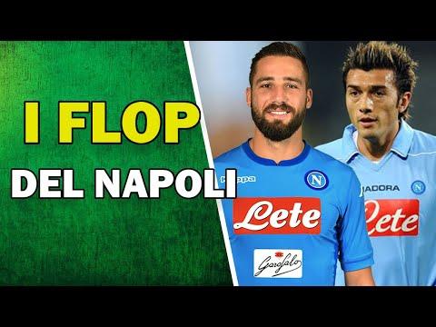 I PEGGIORI acquisti del Napoli dal 2000 ad oggi