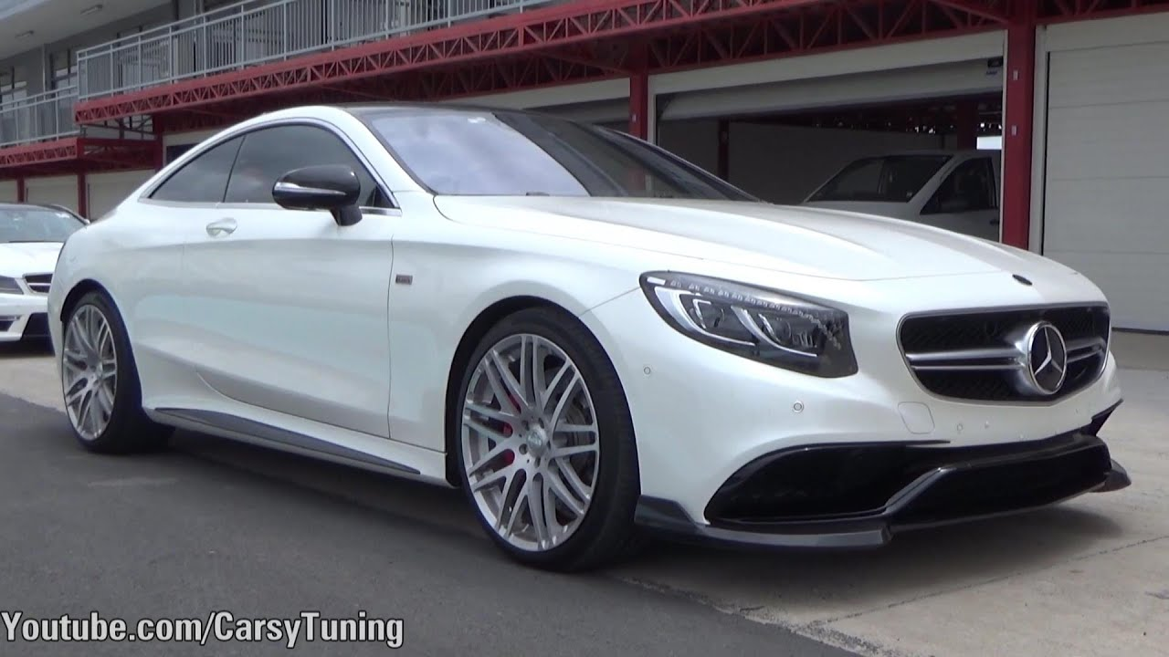 Mercedes benz s63 brabus 650 starts revs acceleration for Mercedes benz 650