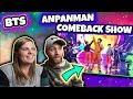 방탄소년단 - ANPANMAN (BTS - ANPANMAN) │BTS COMEBACK SHOW 180524 REACTION