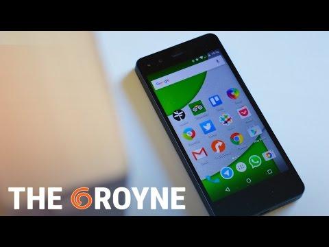 bq Aquaris A4.5 Android One, primeras impresiones en español