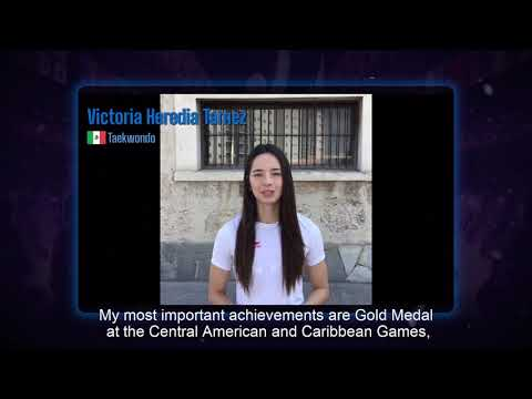 Meet the Athletes - Victoria Heredia Tamez | 2nd Ludus Star Championships