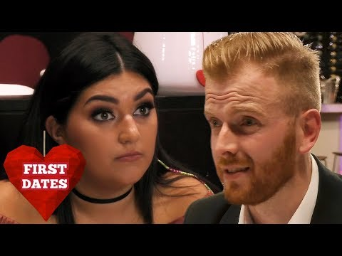 Dater Opens Up About Best Friend's Suicide | First Dates Ireland