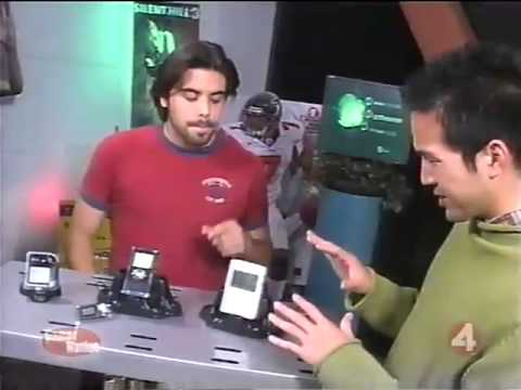 Gamer Nation TV Clip - MP3 Players of 2003 (with Fran Mirabella)