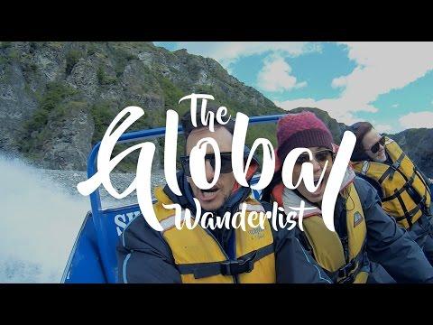 JET-BOATING IN NEW ZEALAND - #TheGlobalWanderlist