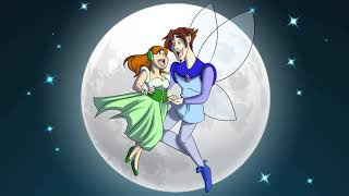 Thumbelina - Let Me Be Your Wings - Man on the Internet Cover