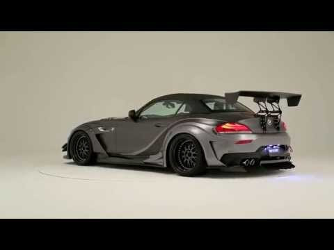 Varis Vrs Bmw E89 Z4 Gt Anniversary Edition Youtube