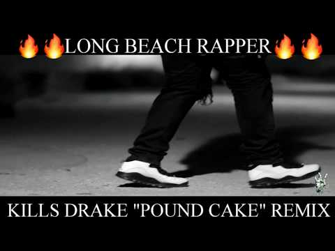 "Drake ft Jay Z ""Pound Cake"" Remix"