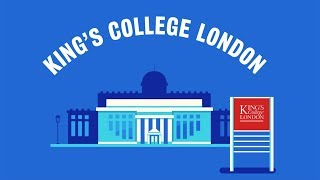 Student Services Online at King's College London