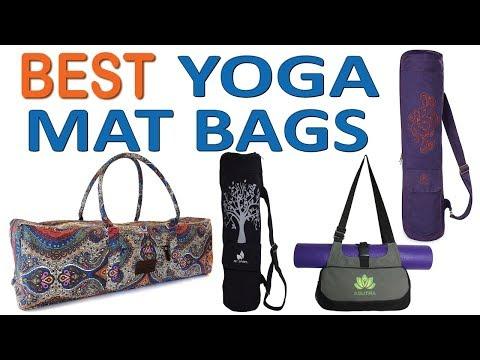 Top 7 Best Yoga Mat Bags of 2020