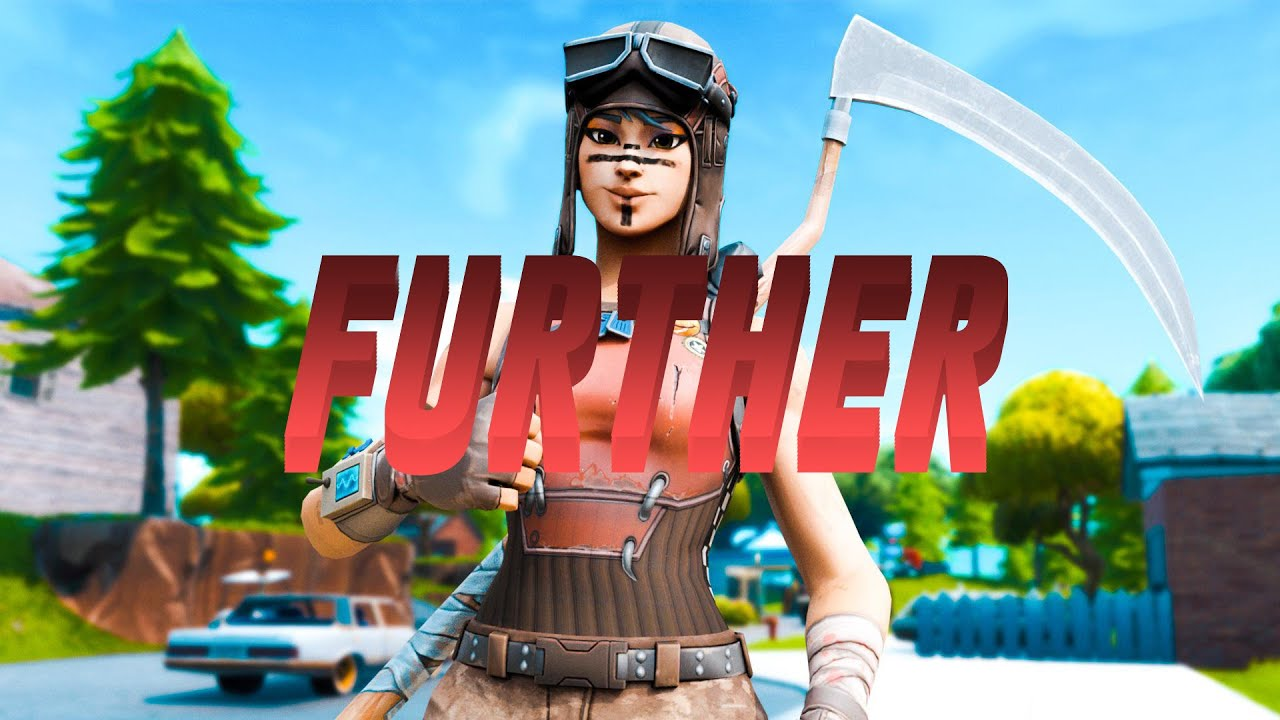 """Further"" - Fortnite Montage - (ft. Inverse)"