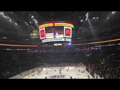 Los Angeles Kings Warm Up Intro