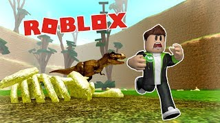 DINOSAUR GOES HOME!! /#1/game Jurassic Park Roblox Tycoon Safi
