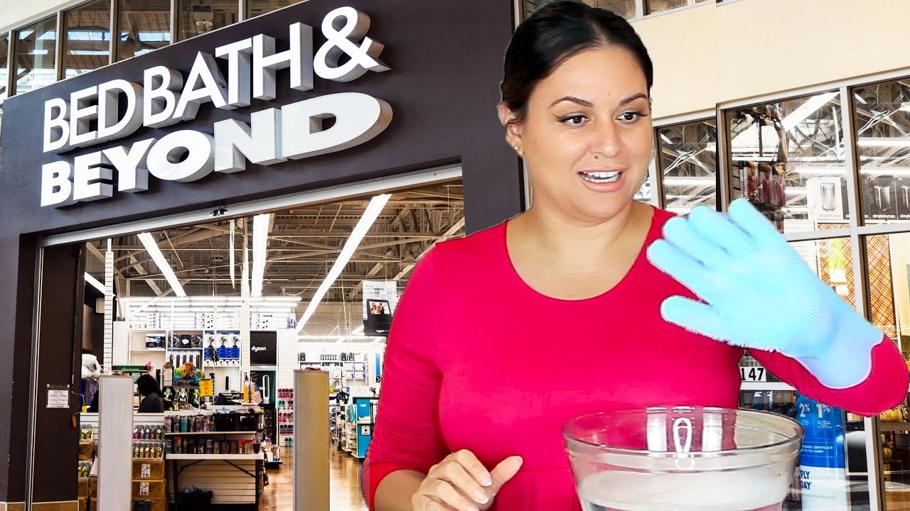 5 Weird Products Bed Bath & Beyond Couldn't Sell
