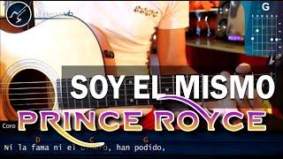 cmo tocar soy el mismo de prince royce en guitarra acstica hd tutorial christianvib