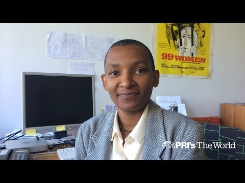 """Who is the most powerful woman in your life? - Zethu Matebeni 