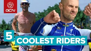 5 Coolest Cyclists Of All Time