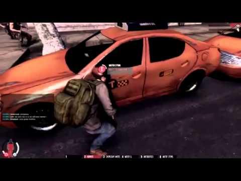 The War Z   онлайн игры стрелялка бродилка зомби шутер