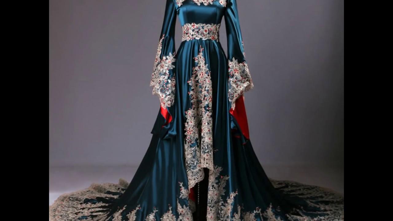 4f06acc3f35da48 Арабские платья 2017 - YouTube
