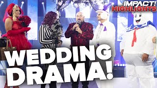 MURDER at the Wedding of Rosemary & John E. Bravo?! | IMPACT! Highlights Oct 27, 2020