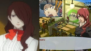 Persona 3 FES All Girlfriends - All Romance Scenes (Female Social Link Guide)