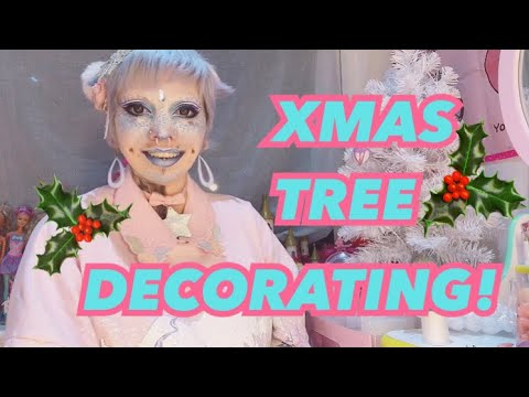 CHRISTMAS TREE DECORATING! - f.t NEW OPENING THEME