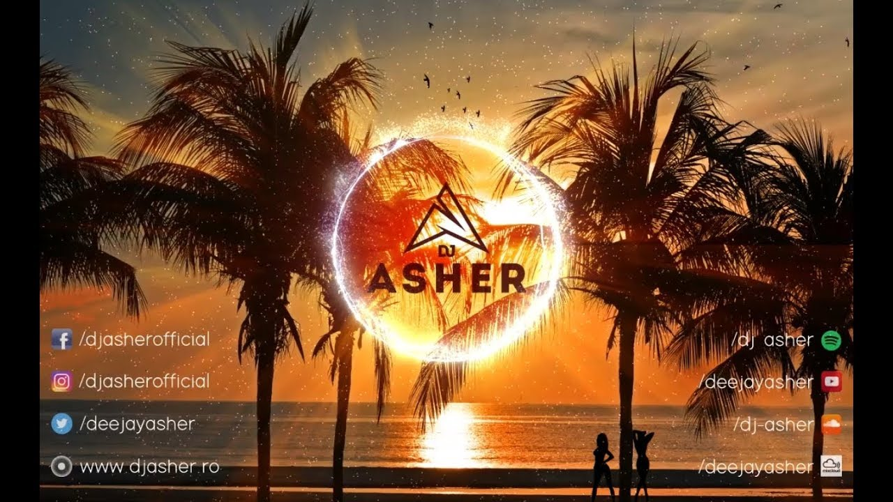 Asher - The Jams You Need | Mixtape #2 | Sellection Of Deep, Vocal & Chill Mix