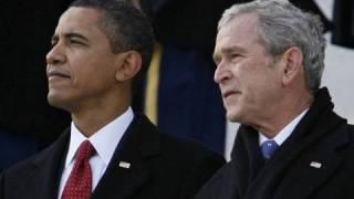 Obama vs. Bush on Jobs