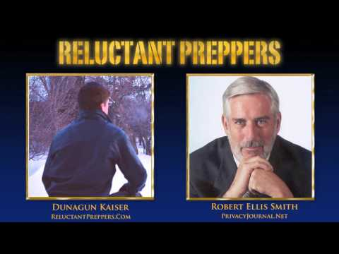 Your Life is Your Business! Privacy for Preppers | Robert Ellis Smith