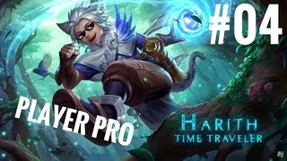 RAJA MAGE | Player Pro Harith #Mobilelagends