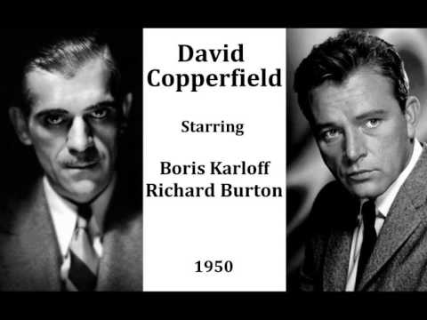 David Copperfield by Charles Dickens (1950) - Starring Richard Burton and Boris Karloff