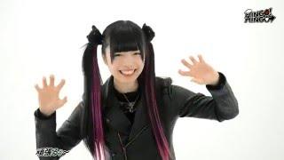 鹿児島のアイドルグループMINGO!×MINGO!の『さきにゃん』こと新川紗希の...