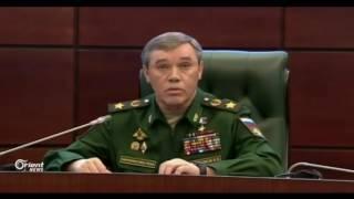 الأركان الروسية تزعم اقتراب السيطرة على كامل ريف دمشق