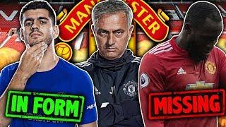 Is REJECTING Alvaro Morata Jose Mourinho's Biggest Mistake?!   W&L