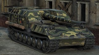 World of Tanks Object 263 - 6 Kills 10,1K Damage